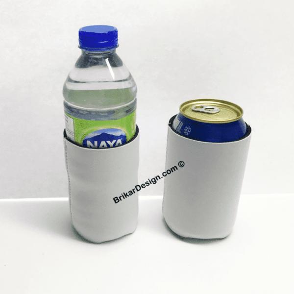Isolant pour bouteille ou canette personnalisé